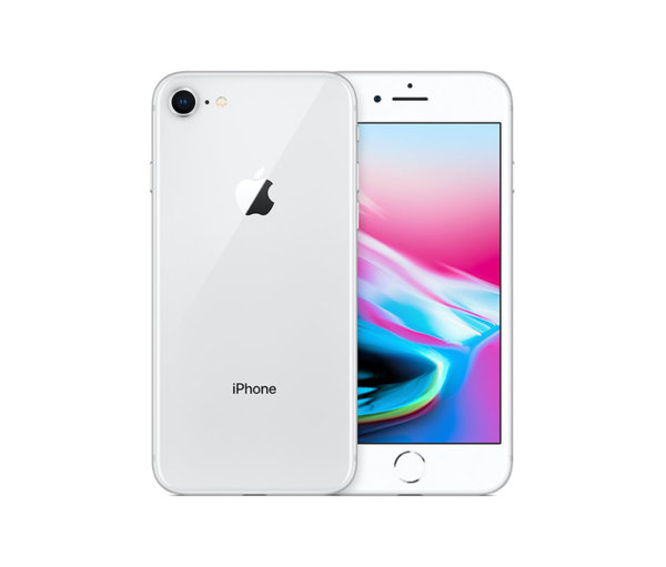 Мобилен телефон Apple IPHONE 8 64GB SILVER MQ6H2
